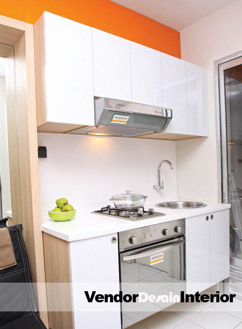 Jasa Desain Interior Apartemen Dapur Rumah dan Kantor di Jakarta