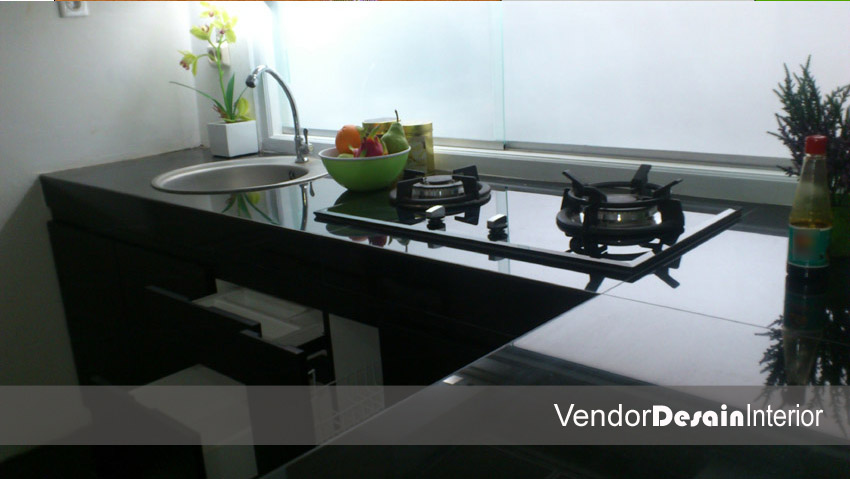 Desain Dapur Dan Kitchen Set Terbaik Ibukota Jasa Desain Interior