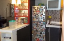 Design Interior Rumah Minimalis Jakarta Pusat Menteng Dapur Kering