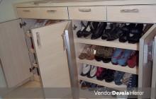 Design Interior Rumah Minimalis Jakarta Pusat Menteng Rak Sepatu