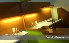 Jasa Desain Interior Dapur Kering Minimalis Buaran Jakarta 1