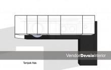 Jasa Desain Interior Dapur di Bendungan Hilir Jakarta Pusat 2