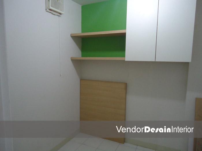 Progress Pengerjaan Design Interior Apartemen Kelapa Gading Jakarta Kamar Anak