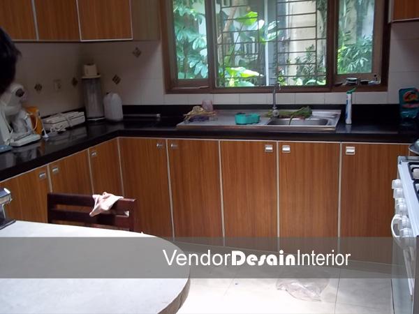 Design Kitchen Set Jakarta