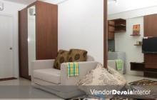 Full Furnish Desain Interior Apartemen Studio Jakarta