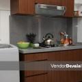 Full Furnish Desain Interior Apartemen Studio Jakarta Dapur Kitchen Set 2