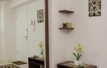 Full Furnish Desain Interior Apartemen Studio Jakarta cermin