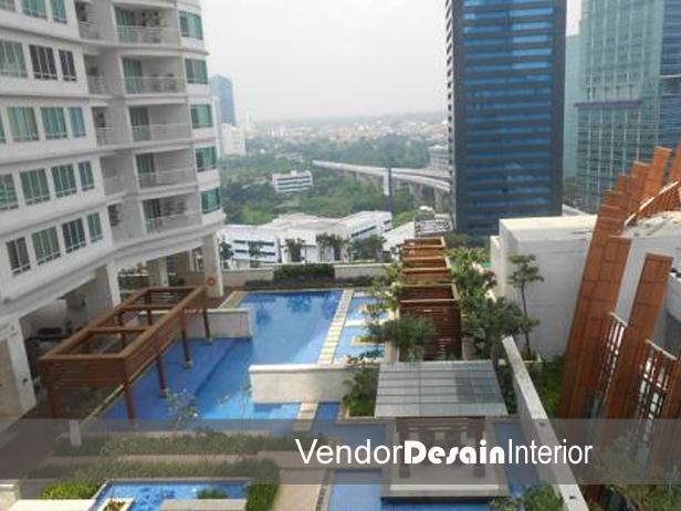 Jasa Desain Interior Apartemen Denpasar Kuningan Jakarta