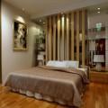 Jasa Desain Interior Jakarta : Kamar Tidur Apartemen Permata Hijau Residence