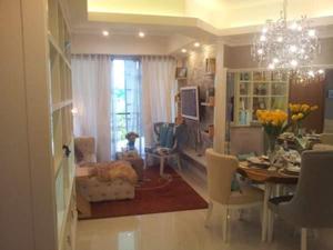 Jasa Desain Interior Jakarta : Living Room The Mansion Dukuh Golf Kemayoran
