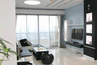 asa Desain Interior Jakarta : Ruang Utama Apartemen Permata Hijau Residence