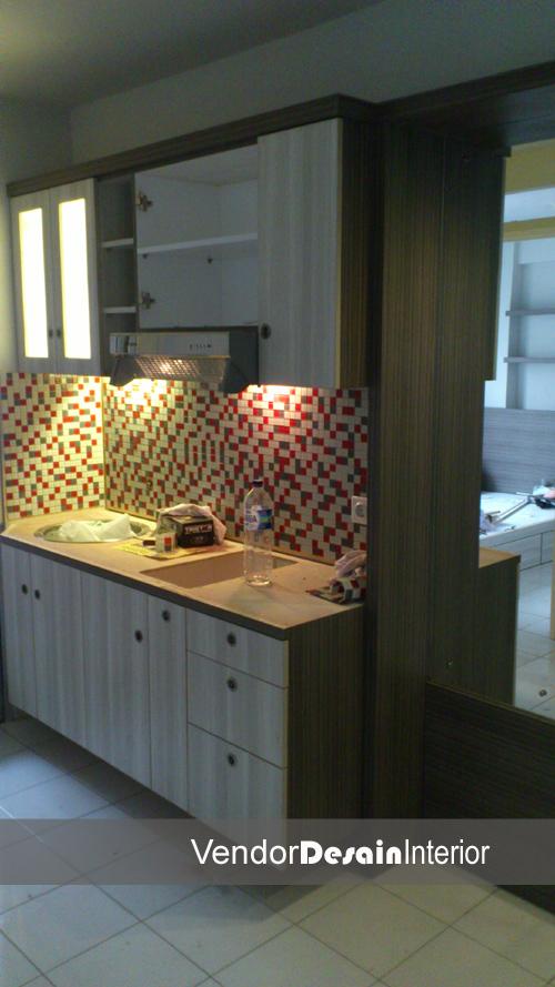 Jasa Desain Interior Model Dapur