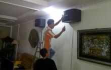 Pengaturan kembali speaker