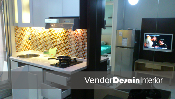 Jasa Design Kitchen Set Jakarta