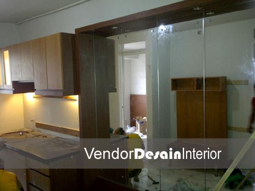 Jasa desain interior interior design kitchen set dll jakarta