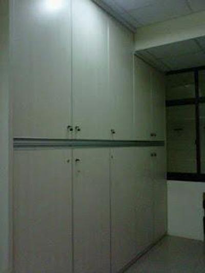 Kontraktor Interior Desain di Pondok Indah Progrees Lemari Pakaian
