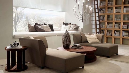 Jasa Interior Desain untuk Variasi Sofa