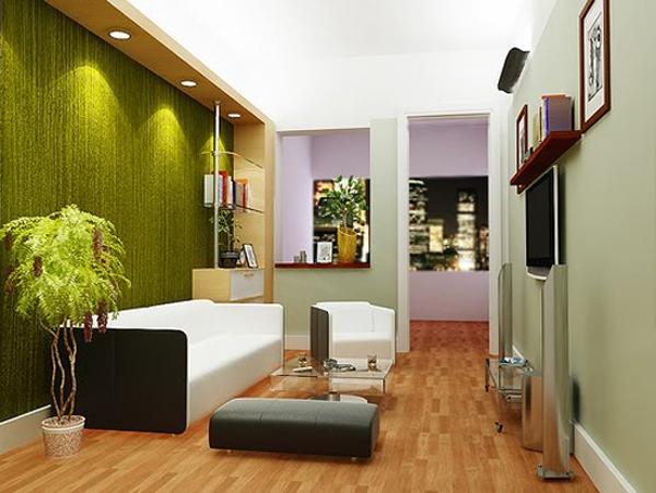 Interior Desain Ruang tamu di Jakarta