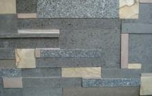 Jasa Desain Interior - Menggunakan media batu alam