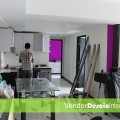 Kontraktor Interior Desain Progress The Wave Apartemen