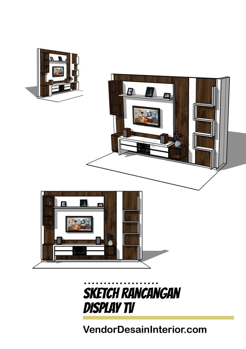 Desain Interior Apartemen Kuningan