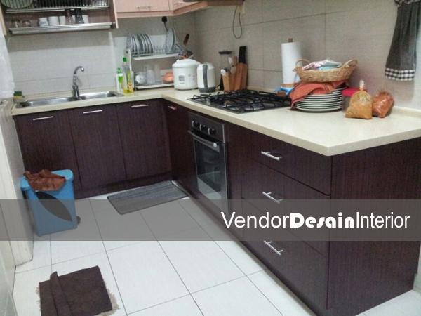 Desain Rumah Minimalis Jakarta Ruang Dapur