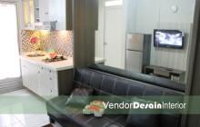 Jasa Kontraktor Desain Interior Gaharu ah Ruang Utama Apartemen