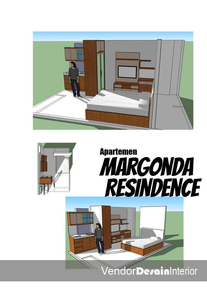 Jasa Gambar Interior Desain Jakarta