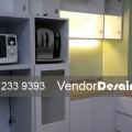 Interior Kitchen set kantor ITDP