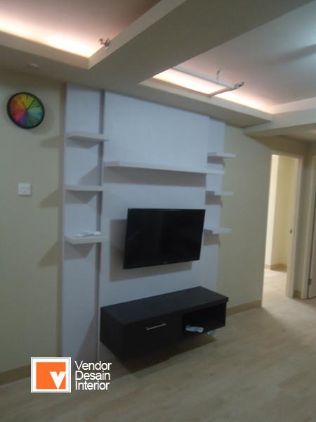 Jasa Pembuatan Kontraktor Interior Display TV Jakarta