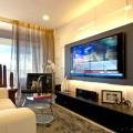 Interior Apartemen Mewah Jakarta