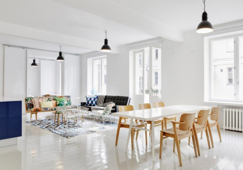 Interior Gaya Scandinavian