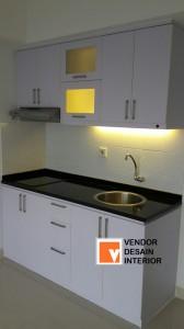Jasa Desain Kitchen set Kuningan