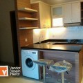 Kitchen Set Minimalis Khas Apartemen