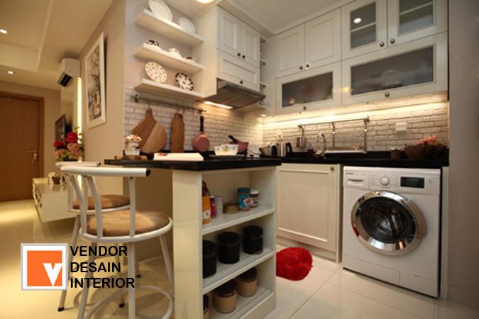 Jasa Kitchen set minimalis Bekasi