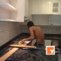 Tukang Kitchen set Minimalis