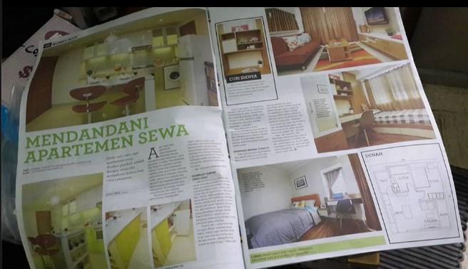 Jasa Pasang Kitchen Set Apartemen Senayan