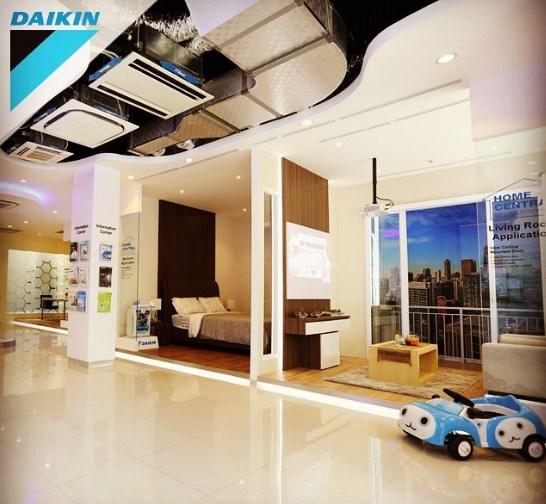 AC Central Daikin Experiencezone Jakarta