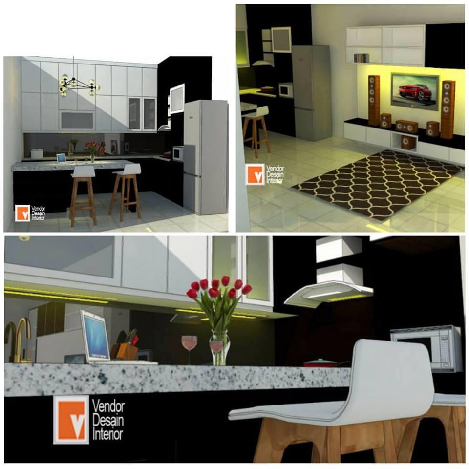 Jasa Kitchen Set Sunter Jakarta Utara