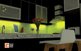 Jasa Kitchen Set Sunter Kelapa Gading