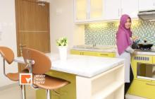 Desain Kitchen Set Minimalis Cilandak
