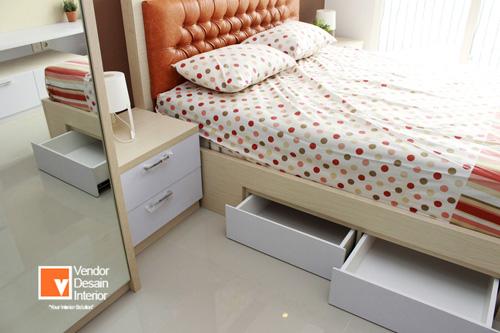 Ruang terbatas dengan kebutuhan penyimpanan yang berlimpah adalah kebutuhan di apartemen