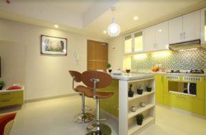 Kicthen Set Apartemen Minimalis Sudirman