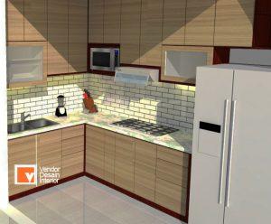 Jasa Kitchen Set Condet Vdi Saja Jasa Desain Interior Jakarta