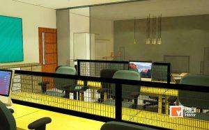 Kontraktor Interior dan Meja Custom Jati Belanda