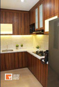 Desain Dapur Minimalis Jakarta Condet