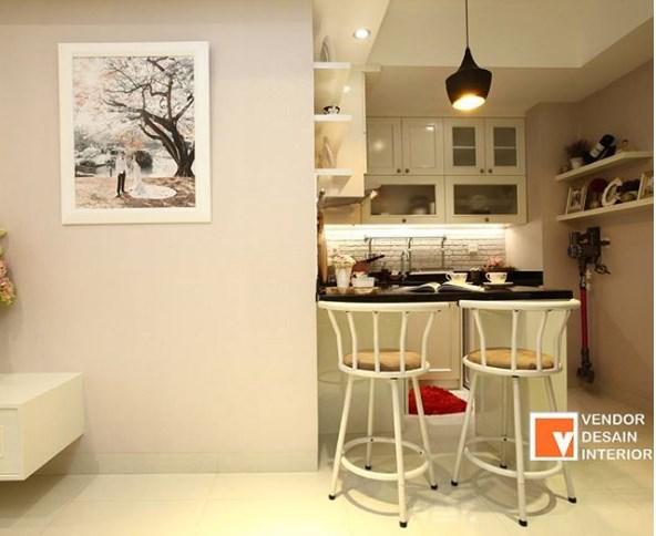 Kitchen Set Cat Duco Kemayoran Jakarta