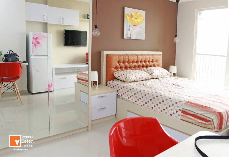Desain Dalam Apartemen Jakarta