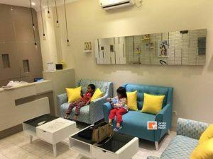 Jasa Interior Desain Klinik Gigi Jakarta