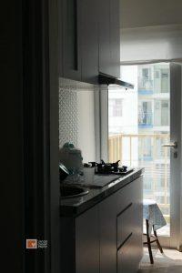 Dapur Kitchen Set Riverside Pancoran Jakarta Selatan